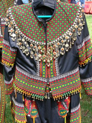 Native Traditional Costume