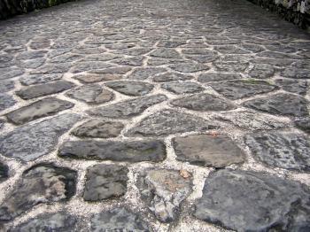 Natural Stone Road
