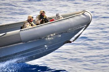 Navy Seals on a Mission