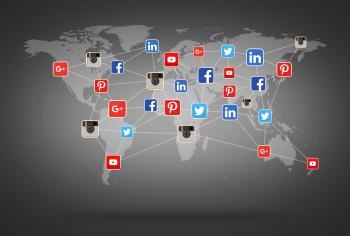 Network of Social Media Networks