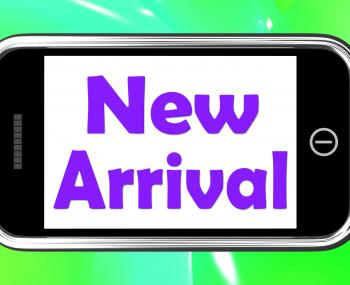 New Arrival On Phone Shows Latest Products Collection