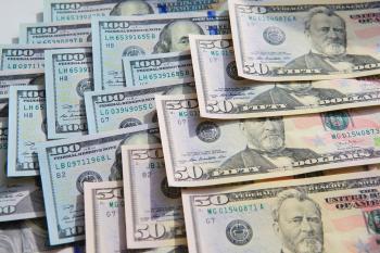 new dollar bills