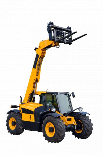 New telescopic handler