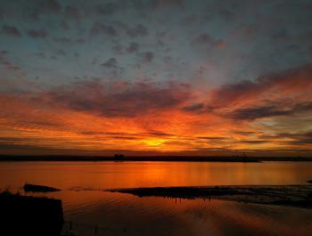 Nexus 6 Sunset