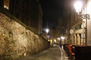 Night Praha