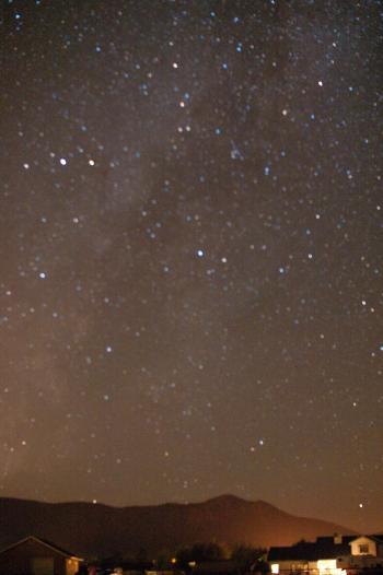 Night Shot - Mt. Elden