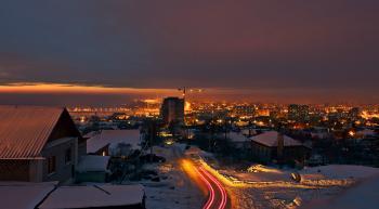 Night Ufa