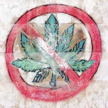 No weeds symbol