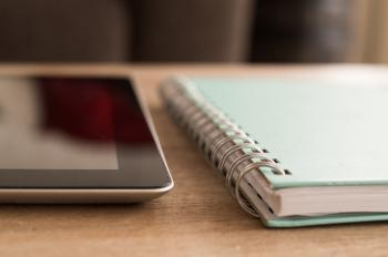 Notebook and Tab