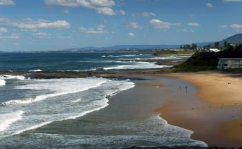 NSW Coastline. Australia.