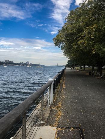 NYC - Hudson River
