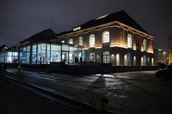 Office Building, Stralauer Allee, Friedrichshain