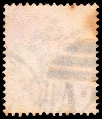 Old Blank Stamp