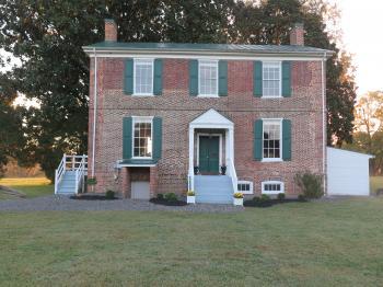 Old brick house