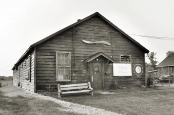 Old Canadian Air Force Barracks