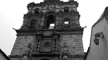 Old Church in Bolivia