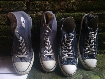 Old Converse Shoes