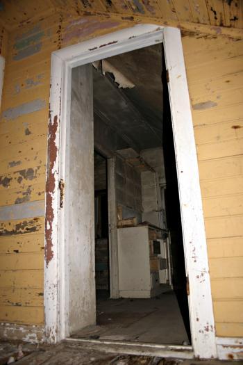Old doorway