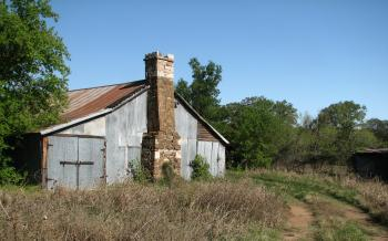 Old Farm Building