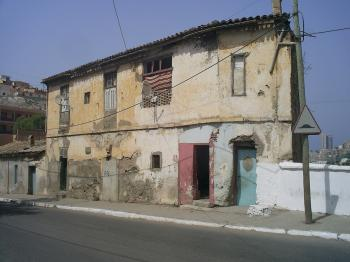 Old house in Algeria