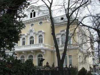 Old houses in Sofia