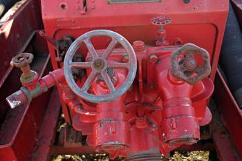 Old machine