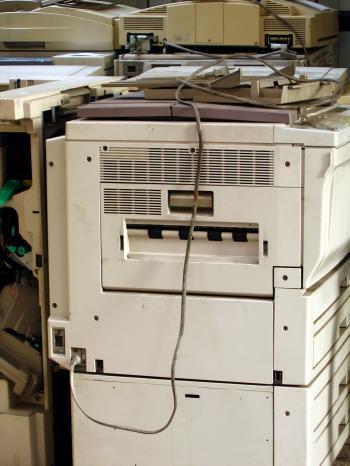 Old Photocopy Machines
