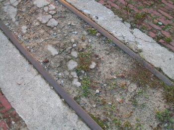 Old railtracks