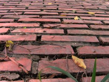Old Red Brick Road