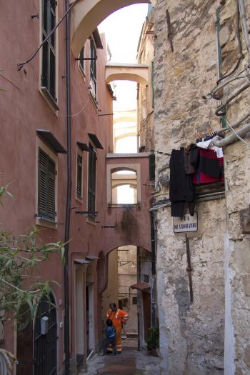 Old Sanremo Street