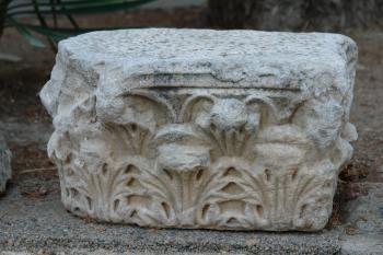 Old Sculpture