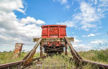 Old Standing Train