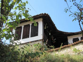 Old traditional Bulgarian house