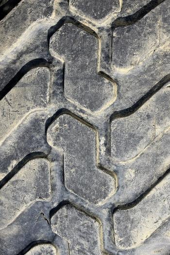 Old Tyre Texture