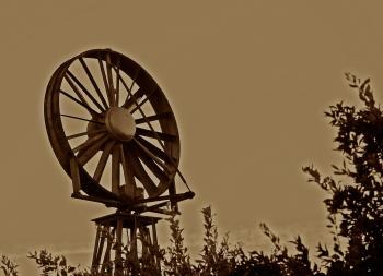 Old Wind Machine