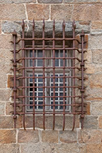 Old Window Grid - HDR