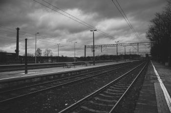 Olsztyn Railway Station
