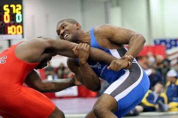 Olympic Wrestlers