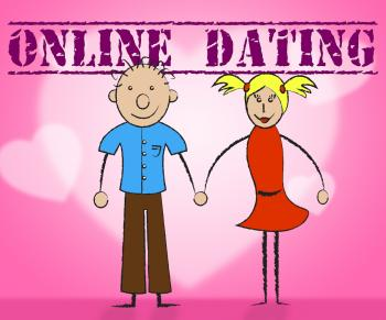 Online Dating Shows Web Site And Dates