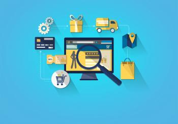 Online Shopping - Shopping on Desktop