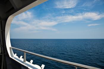 Open Sea Scenery