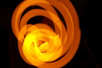 Orange Glowsticks