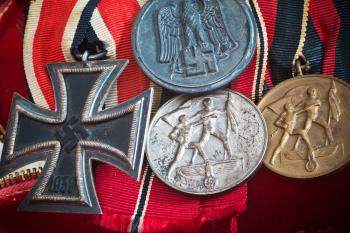 Ostmedaille Medals