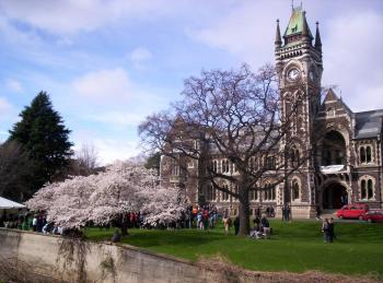 Otago University Students Protest