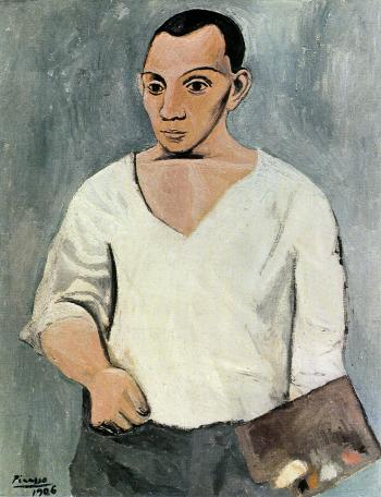 Pablo Picasso Painting