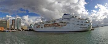 Pacific Pearl.Auckland New Zealand.