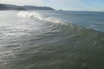 Pacifica Pier Surf