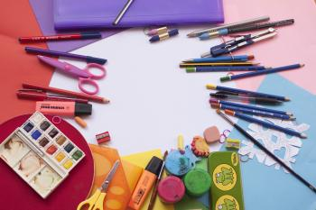 Painting and Drawing Tools Set