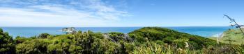 Panaroma Auf East Cape