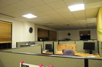 Par Lab at night 2